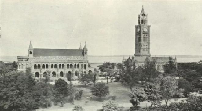 old mumbai clock