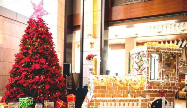 Christmas in Hyderabad InMarathi