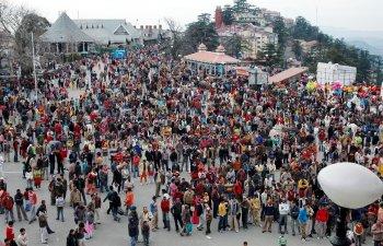 Christmas in Shimla InMarathi