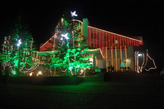 christmas in ooty InMarathi